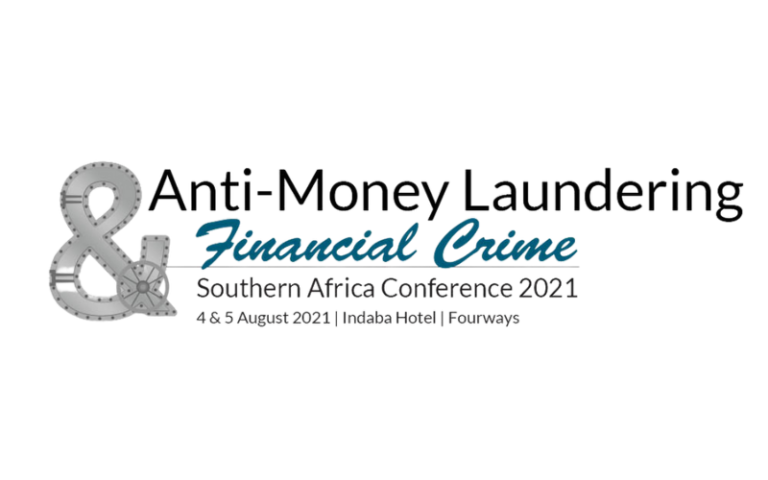 Brochure launch for Africa's no.1 anti-money laundering conference